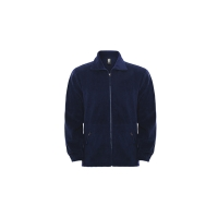 Chaqueta polar ROLY Pirineo color azul marino talla XXL