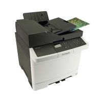 Fax multifunción LEXMARK CX310dn color 3 x 1