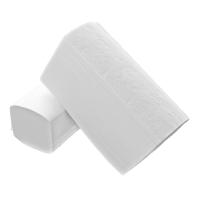 Pack de 20 paquetes de toallas AMOOS plegadas en Z 200 hojas 2 capas
