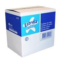 Pack de 20 paquetes de toallas AMOOS plegadas en Z 150 hojas 2 capas