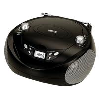 Radio DAEWWO CD/MP3/USB color negro