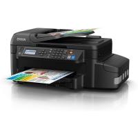 Impresora de tinta EPSON ECOTANK ET-4550 con resolución de 4800 x 1200 ppp