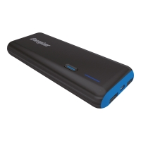 Powerbank ENERGIZER con 2 conexiones USB y 10400MAH
