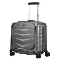 Tejido resistente para equipaje TROLLEY SAMSONITE LITE negro 43x44x23 cm