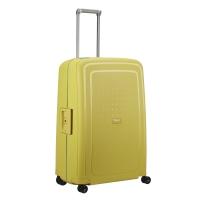 Tejido resistente para equipaje TROLLEY SAMSONITE SCURE amarillo 52X75X31 cm