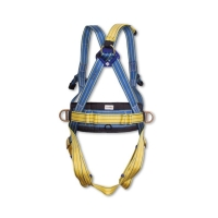 Arnés anticaídas IRUDEK Light 4 Plus 0840075 con cinta de extensión. Talla L-XL