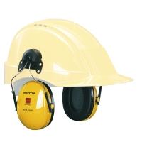 Orejeras para casco 3M Peltor Optime I - H510P3E. SNR 26 dB