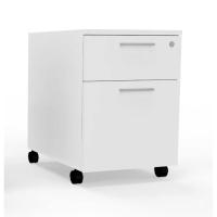 Buck cajon y archivo con medidas 42x55x60 blanco blanco