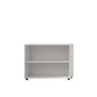 Estanteria de 1 estante con medidas 70x45x90cm blanco blanco