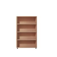 Estanteria de 2 estantes con medidas 143x45x90 cm haya haya