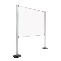 Panel de pizarra laminada PLANNING SISPLAMO en medidas 120x150cm
