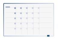 Tablero de Planning magnetico LEGAMASTER MENSUAL