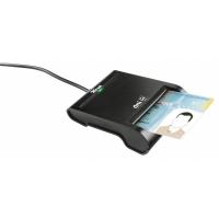 Lector de tarjetas para DNI s y smartcards con conexión USB 2.0 TRUST