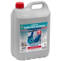 Limpiador bactericida y desinfectante de 5 Litros CODINA