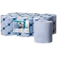 Pack de 6 bobinas TORK portatiles de color azul