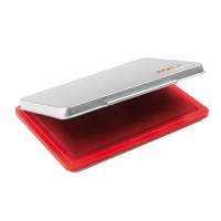 Tampon COLOP micro M2 70x110mm metal rojo