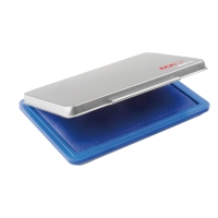 Tampon COLOP micro M2 70x110mm metal azul