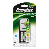 Cargador mini de 2000 mah + 2 pilas AAA ENERGIZER