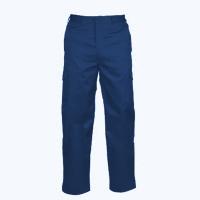 Pantalon JOMIBA LPA ST1 de 195 g/m2 100% algodón. Color azul marino. Talla 42-44