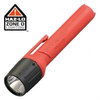 Linterna LED aprobada por ATEX para ubicaciones de Categoría 1. Pilas incluidas