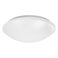 Luminario LED LEDVANCE BOMB surface circular de 24W