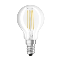 Bombilla OSRAM PARATHOM® LED RETROFIT CLASSIC P no regulable CL P 40 4W/827 E14