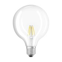 Bombilla OSRAM PARATHOM® LED RETROFIT GLOBE no regulable 60 6W/827 E27