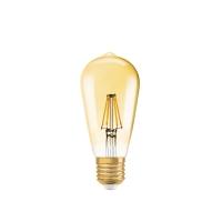 Bombilla Vintage 1906 LED Edison Vintage 1906 LED Edison 50 W/824 E27 FIL GOLD
