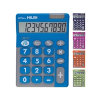 Calculadora 10 Digitos MILAN Touch Duo Colores Surtidos