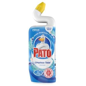 Limpiador Pato WC aroma oceano 750ml
