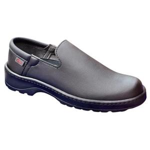 Zapatos de seguridad DIAN Marsella O1 color negro talla 44