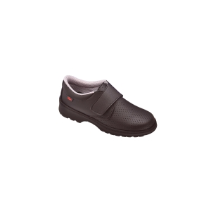Zapatos de seguridad DIAN Milán SCL picado color negro talla 41