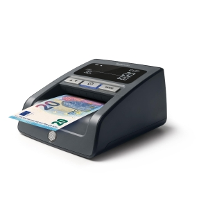 DETECTOR DE BILLETES FALSOS SAFESCAN 155-S NEGRO