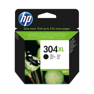 CARTUCHO INK HP 304XL NEGRO N9K08AE