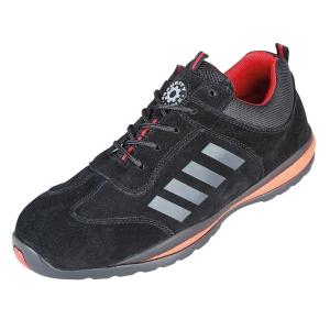 Zapatos de seguridad SECURITY LINE Kiwi S1P color negro talla 44