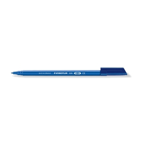 Rotulador punta de fibra STAEDTLER NORIS CLUB 326 color azul