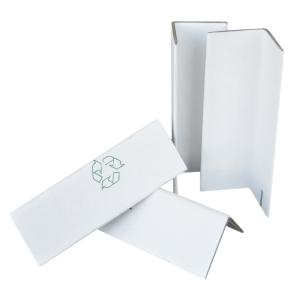 Caja de 1400 cantoneras de cartón