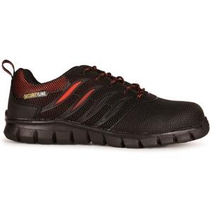 Zapatos de seguridad SECURITY LINE Otis SBP color negro talla 43