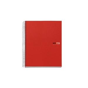 Cuaderno de espiral Miquelrius Notebook 8-- A4 - 200 hojas - cuadriculado