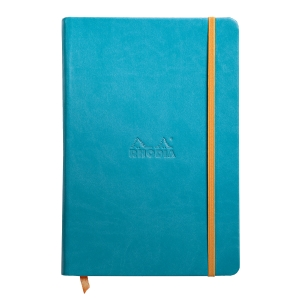 Cuaderno de tapa flexible Rhodia - A4+ - 80 hojas - horizontal