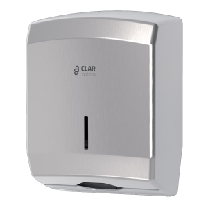 Dispensador para toallas de manos Clar Systems Innex - Acero Inoxidable