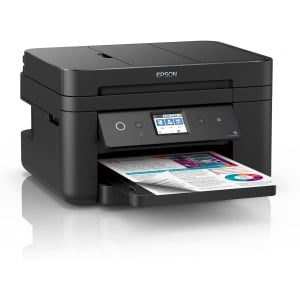 Muultifunción de tinta 4 en 1 EPSON WorkForce WF-2865DWF color