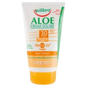 Crema solar 30SPF con aloe 150ml