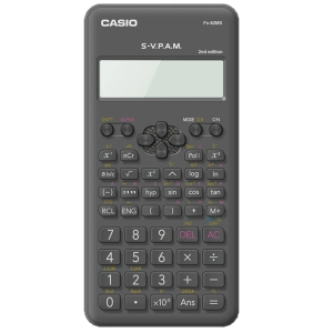 Calculadora CASIO científica FX-MS 2 PLUS con pantalla en dos líneas