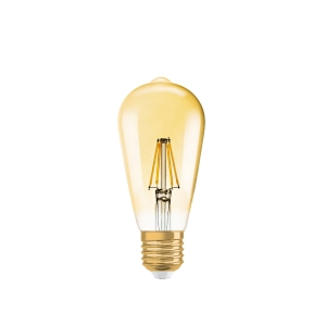 VINTAGE 1906 LED GOLD 36NON 4,5W/825 E27