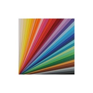 Pack de 25 cartulinas IRIS de 50x65 185g/m2 cm color verde abeto