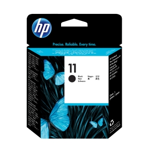 Cabezal de tinta HP 11 negro C4810A para Business Inkjet 1000/2200/2300