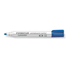 Marcador para pizarra blanca STAEDTLER Lumocolor color azul