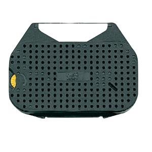 Cinta para máquina de escribir compatible para Olympia ES-70 Grupo 308C - negro