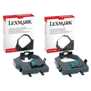 Cinta matricial LEXMARK nailon negro 11A3540 para 2380/2390/2480/2490